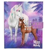 Depesche - Miss Melody -Tagebuch mit Code und Sound, Motiv 1