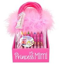 Depesche - Princess Mimi - Malbuch mit Wachsmalern