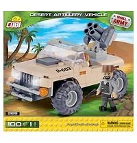 COBI - Small Army - Desert Artilery Vehicle