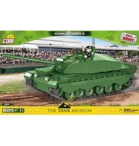 COBI - Small Army - Challenger II-The Tank