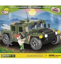 COBI - US & Nato Vehicle - Nato AATV Camo Green