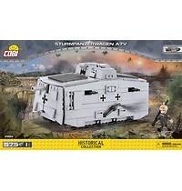 COBI - Great War - WWI - Sturmpanzerwagen A7V
