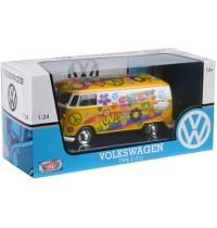 1:24 VW T1 Lieferwagen,Flower Motor Max