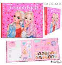 TOPModel Freundebuch Motiv2