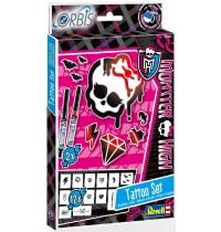 Revell Orbis - Monster High™ Tattoo Set