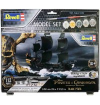 Revell - Model Set Black Pearl easy-click