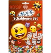 Orbis - Schablonen Set Emoji