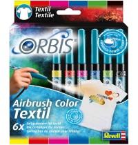 Orbis - Textilpatronen, 6er Pack