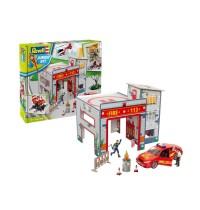 Revell - Junior Kit - Spielset Feuerwache