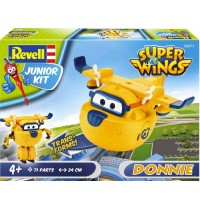 Revell - Junior Kit - Super Wings Donnie