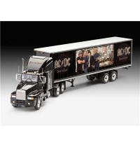 Revell - Truck & Trailer AC/DC Limited Edition