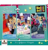 Europa - CD Die drei !!! 3er Box Folgen 49,51 und 52