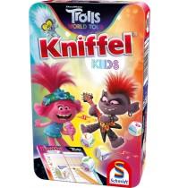 Schmidt Spiele Trolls, Kniffel® Kids - NEU