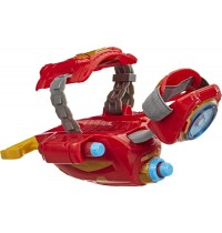 Hasbro - Nerf Power Moves Marvel Avengers Iron Man Repulsor-Blaster