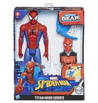 Hasbro - Marvel Spider-Man Titan Hero Serie Blast Gear Spider-Man