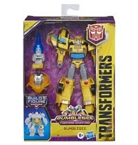 Hasbro - Transformers Spielzeuge Cyberverse Deluxe-Klasse Action-Figur