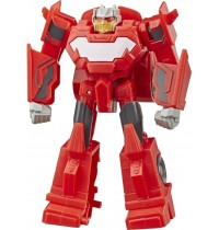 Hasbro - Transformers - CYB Action Attackers Scout Figur