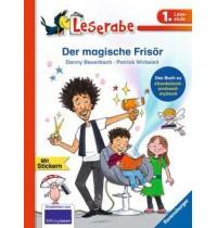 Beuerbach, Der magische Frisö Ravensburger  Leserabe Kinderbuch