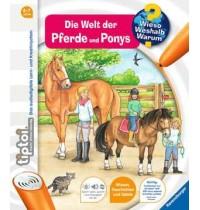 WWW Pferde & Ponys Ravensburger Kinderbuch tiptoi® Wieso? Weshalb? Warum?