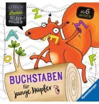 Buchstaben für junge Hüpfer ( Ravensburger Kinderbuch