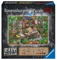 Im Gewächshaus Ravensburger EXIT Puzzle - Im Gewächshaus - 368 Teile