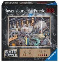 In der Spielzeugfabrik Ravensburger EXIT Puzzle - In der Spielzeugfabrik - 368 Teile