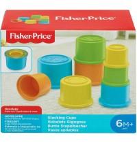 Fisher-Price - Bunte Stapelbecher