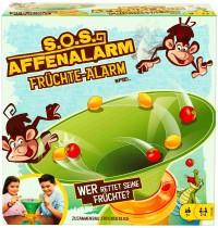 Mattel Games - S.O.S. Affenalarm Früchte-Alarm