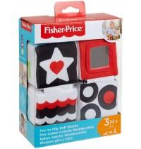 Fisher-Price - Babys weiche Wendewürfel