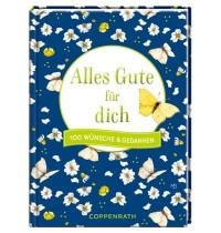 Coppenrsth Verlag - 100 Wünsche & Gedanken - Alles Gute für dich