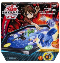 Spin Master - Bakugan Battle Arena
