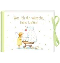 Coppenrath Verlag - Geldkuvert-Geschenkbuch - Was ich dir wünsche, liebes Taufkind