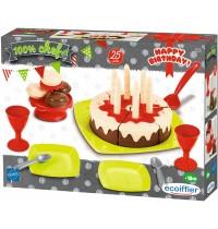Ecoiffier - Spielset Geburtstagstorte