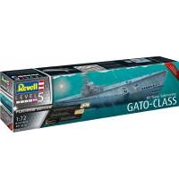 Revell - US Navy Gato Class Submarine