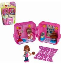 LEGO® Friends 41407 - Olivias magischer Würfel - Süßwarengeschäft