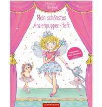 Coppenrath Verlag - Prinzessin Lillifee - Mein schönstes Anziehpuppen-Heft