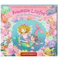 Coppenrath - CD Hörspiel - Prinzessin Lillifee und die Zaubermuschel