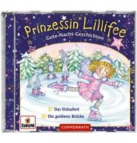 Coppenrath - CD Hörspiel - Prinzessin Lillifee - Gute Nacht Geschichten, Folge 4