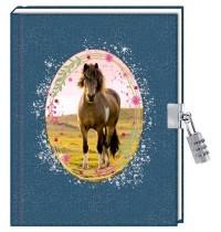 Coppenrath Verlag - Pferdefreunde - Mein Tagebuch mit Schloss