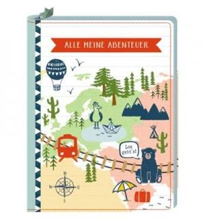 Coppenrath Verlag - Reisetagebuch - Alle meine Abenteuer