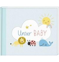 Coppenrath Verlag - Eintragalbum Meine kleine Welt - Unser Baby!
