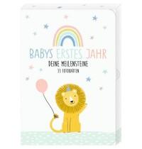 Coppenrath Verlag - Fotokarten-Box - Meine kleine Welt - Babys erstes Jahr