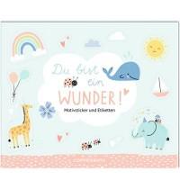 Coppenrath Verlag - Stickerbuch - Du bist ein Wunder!