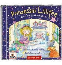 Coppenrath - CD Hörspiel - Prinzessin Lillifee - Gute Nacht Geschichten, Folge 5