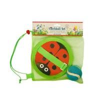 Die Spiegelburg - Garden Kids - Catchball-Set Marienkäfer