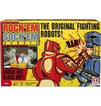Mattel Games - RockEm SockEm Robots