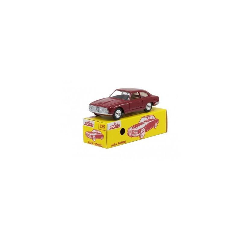1:43 Alfa Romeo 2600 Rot_Schuco_3663506006869