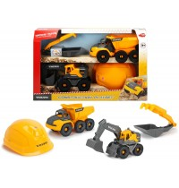 Dickie - Construction - Volvo Construction Playset