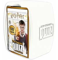 Winning Moves - Top Trumps - Quiz - Harry Potter