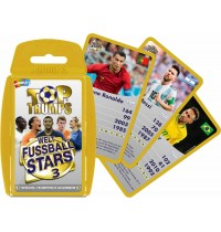 Winning Moves - Top Trumps - Weltfussball Stars 3